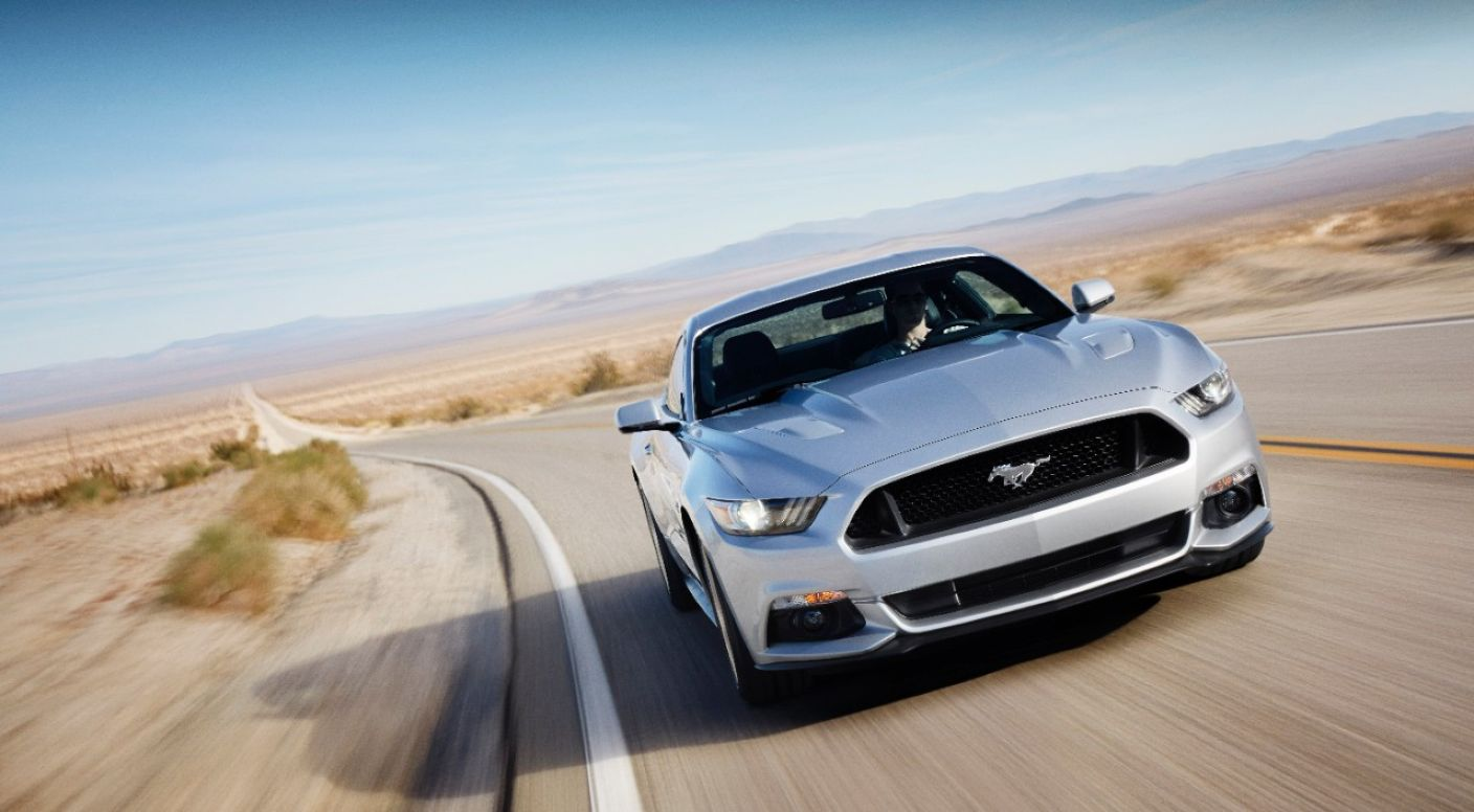 Ford Mustang Gt 2015 Need For Speed Movie Wallpaper