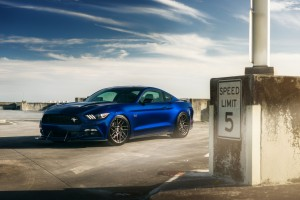 Ford Mustang V8 Adv 1 Wheels Wide Wallpaper