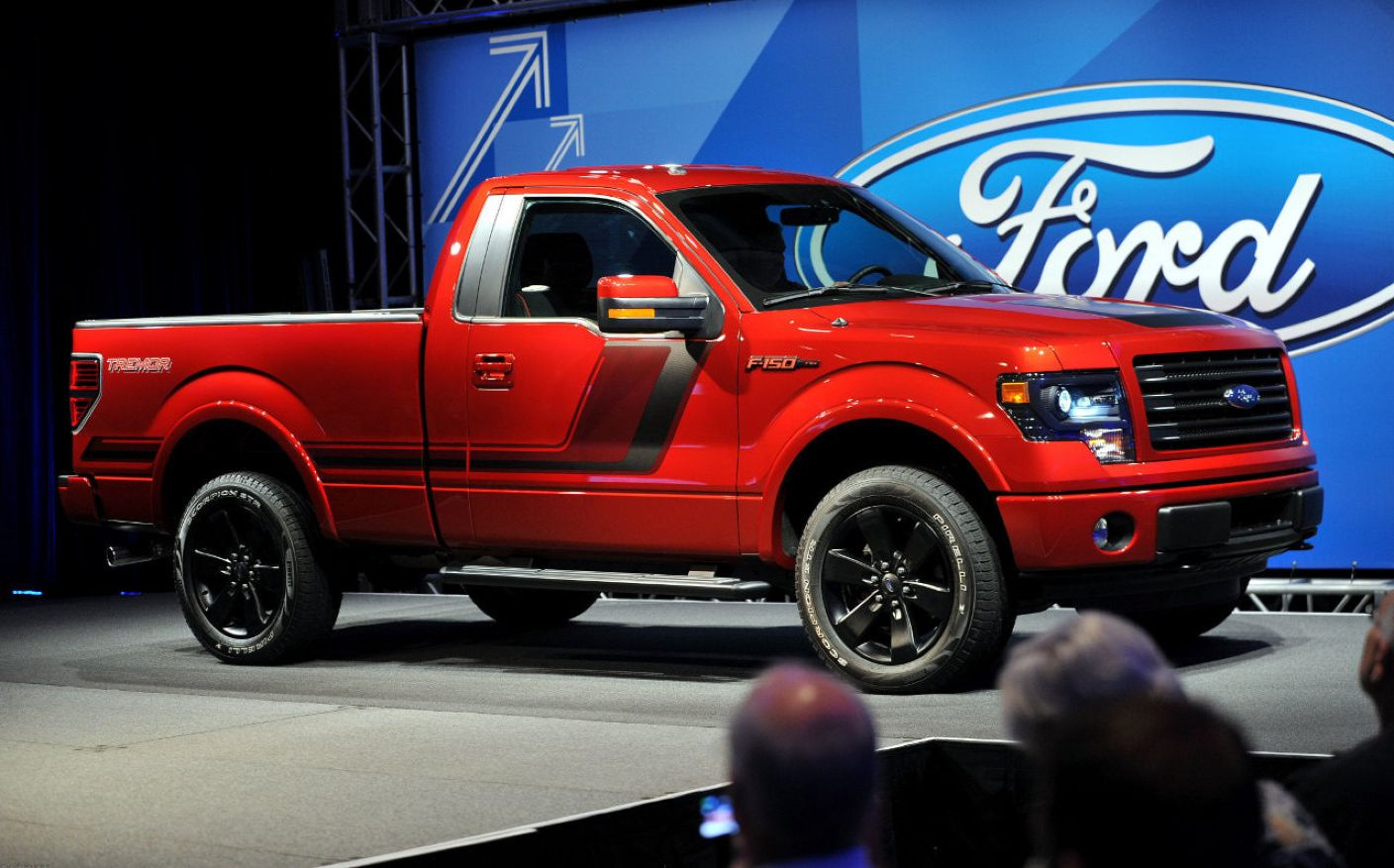 Ford Pickup Trucks 2014 Wallpaper