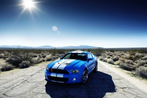 Ford Shelby Gt500 Car Wide Wallpaper