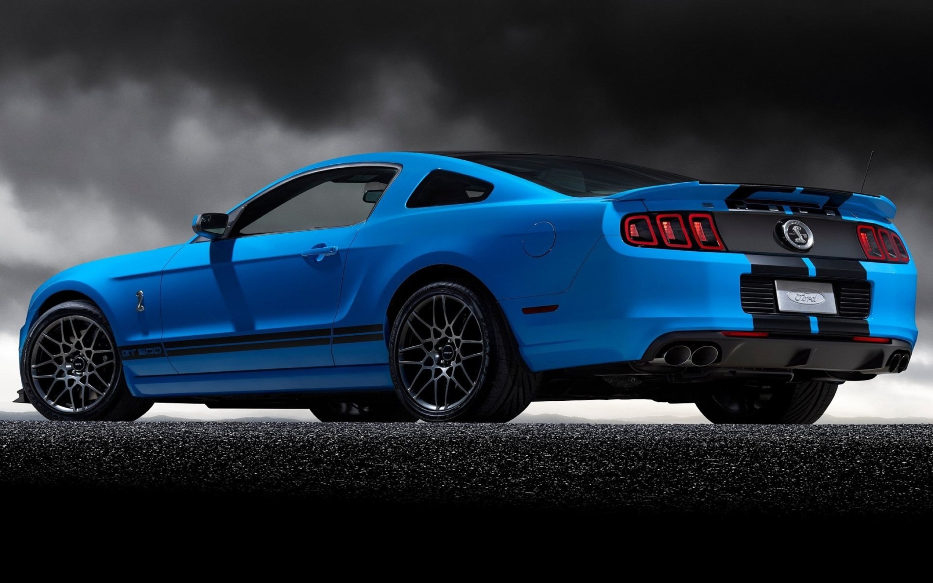 Ford Shelby Mustang Gt 500 Wallpaper