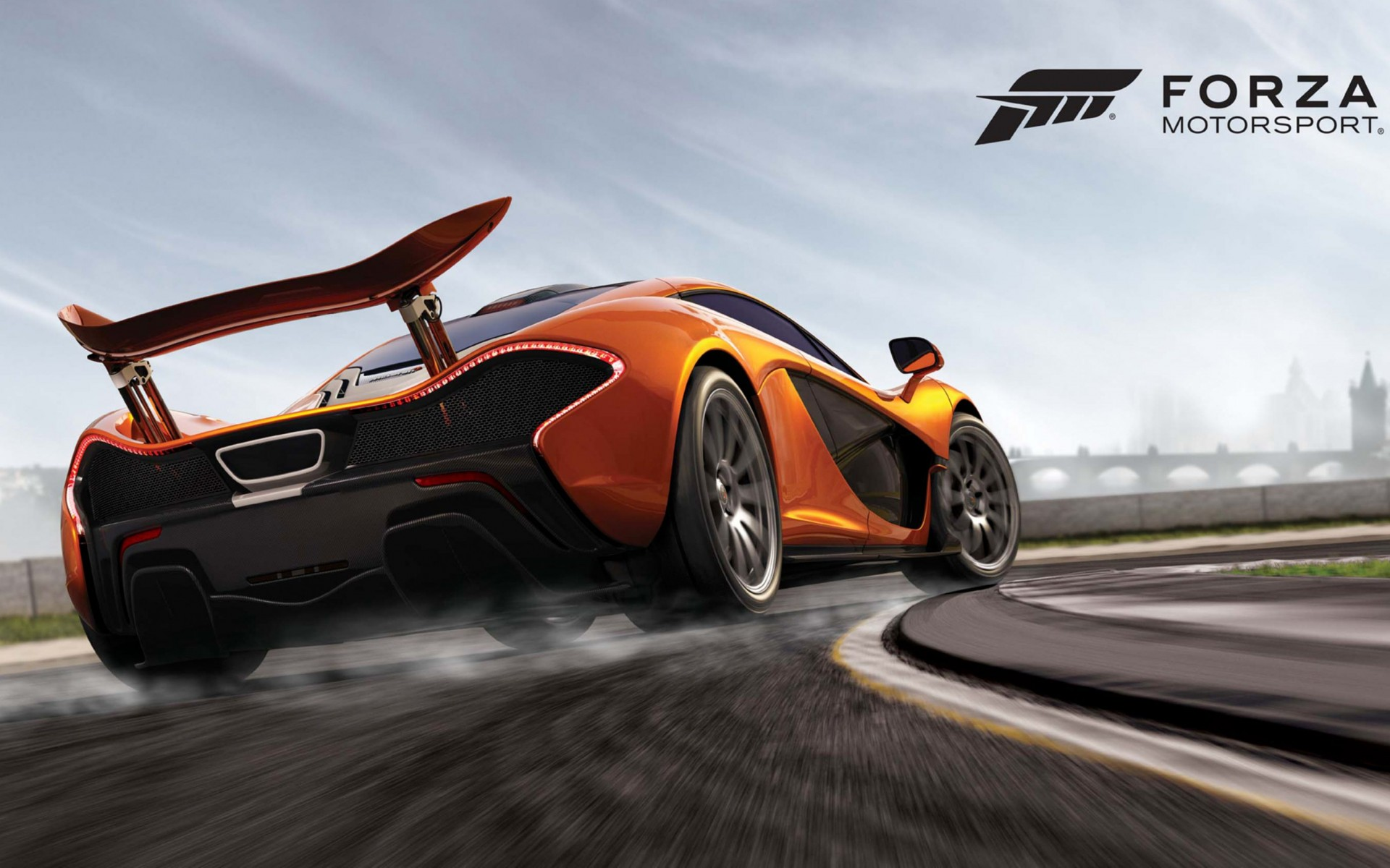 Forza Motorsport 5 Game Wide Wallpaper