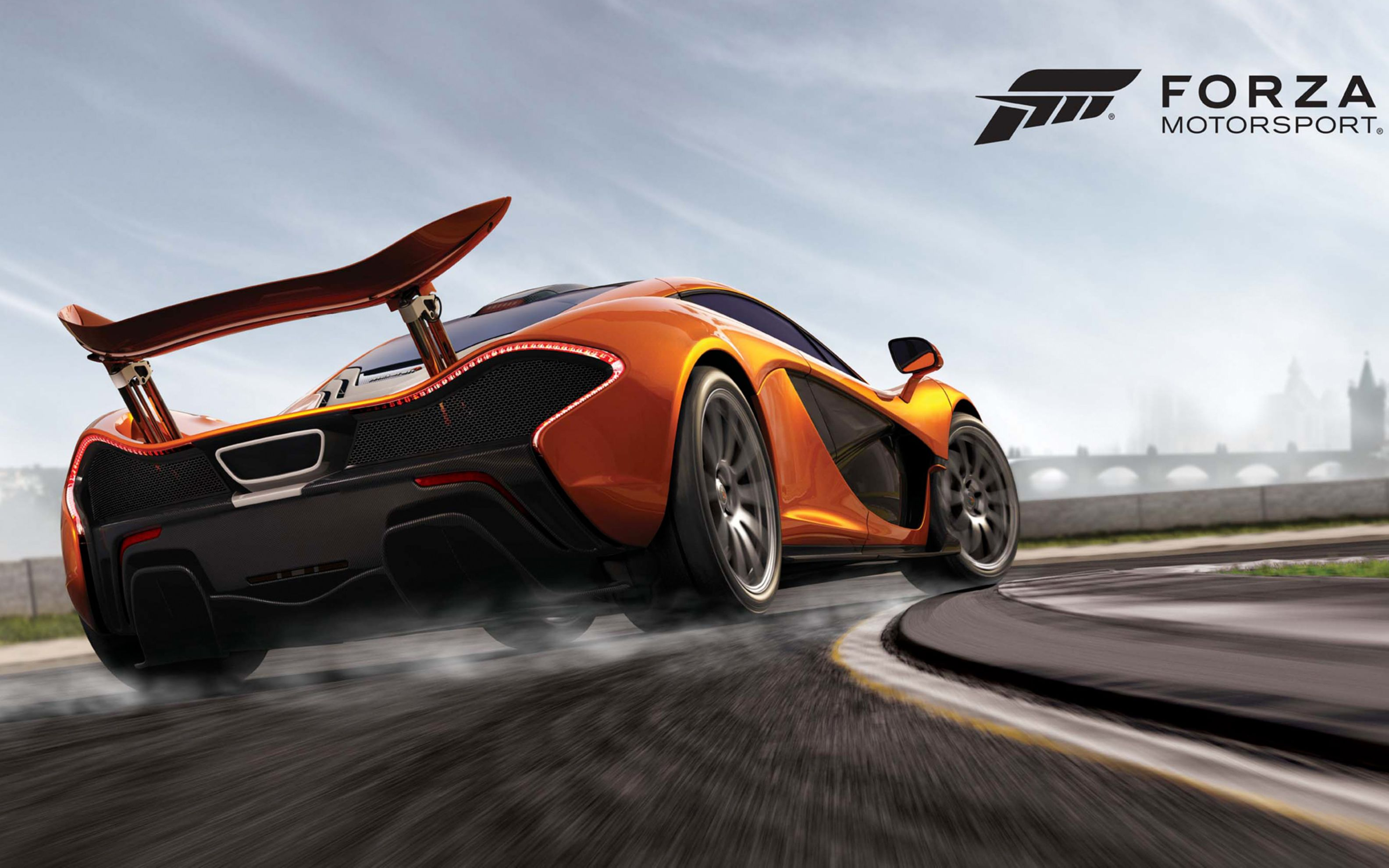 Download free HD Forza Motorsport 5 Game Wide Wallpaper, image