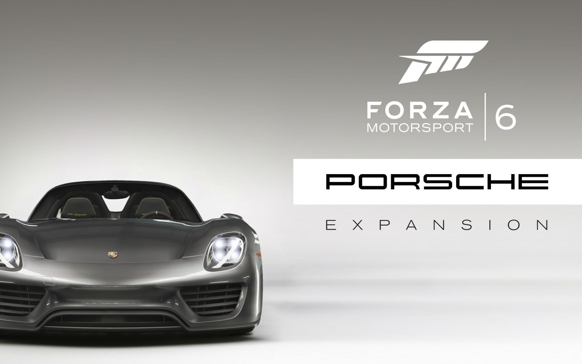 Forza Motorsport 6 Porsche Expansion Wide Wallpaper