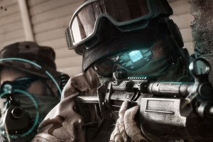Future Soldier Ghost Recon Wide Wallpaper