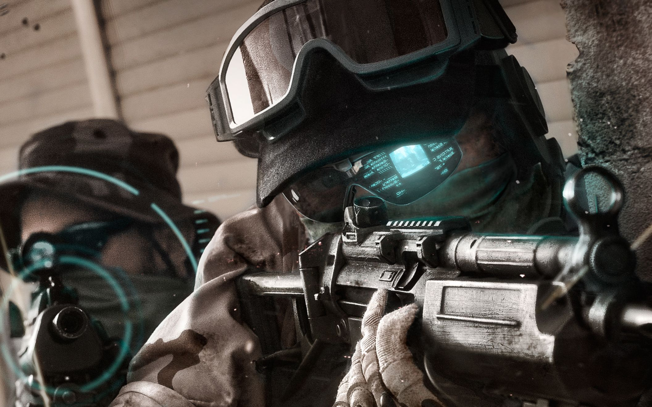 Download free HD Future Soldier Ghost Recon Wide Wallpaper, image