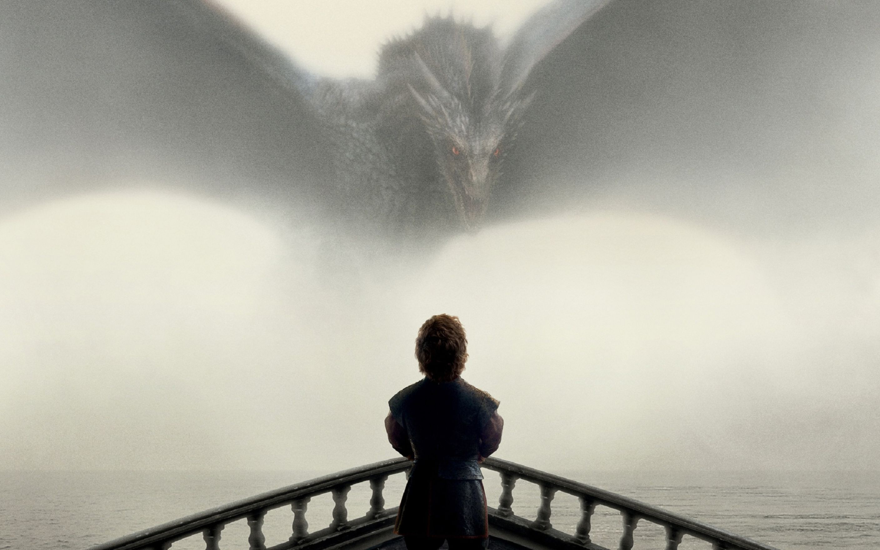 Download free HD Game Of Thrones Tyrion And Drogon Wallpaper, image