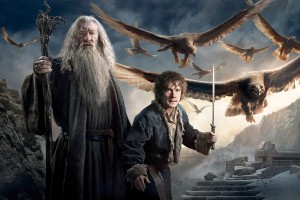 Download Gandalf Bilbo Baggins Hobbit 3 Wide Wallpaper Free Wallpaper on dailyhdwallpaper.com