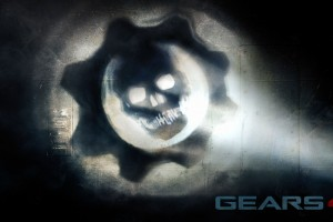 Gears Of War 4 Logo HD Wallpaper