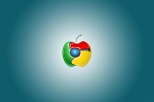 Google Chrome HD For Mac Wallpaper