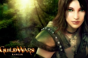 Guildwars Ranger Wide Wallpaper