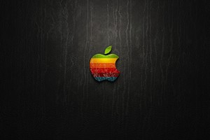 Download HD Apple Logo Wide Wallpaper Free Wallpaper on dailyhdwallpaper.com