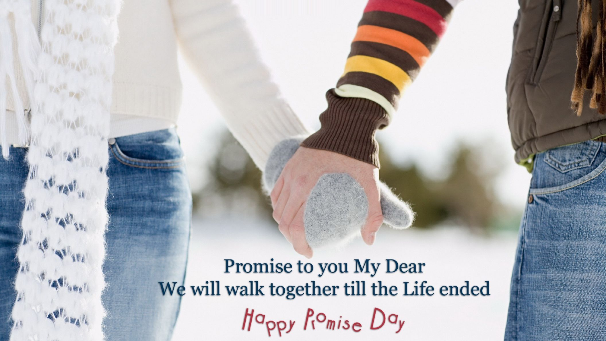 Download free HD Happy Promise Day Quotes Images Wallpaper, image