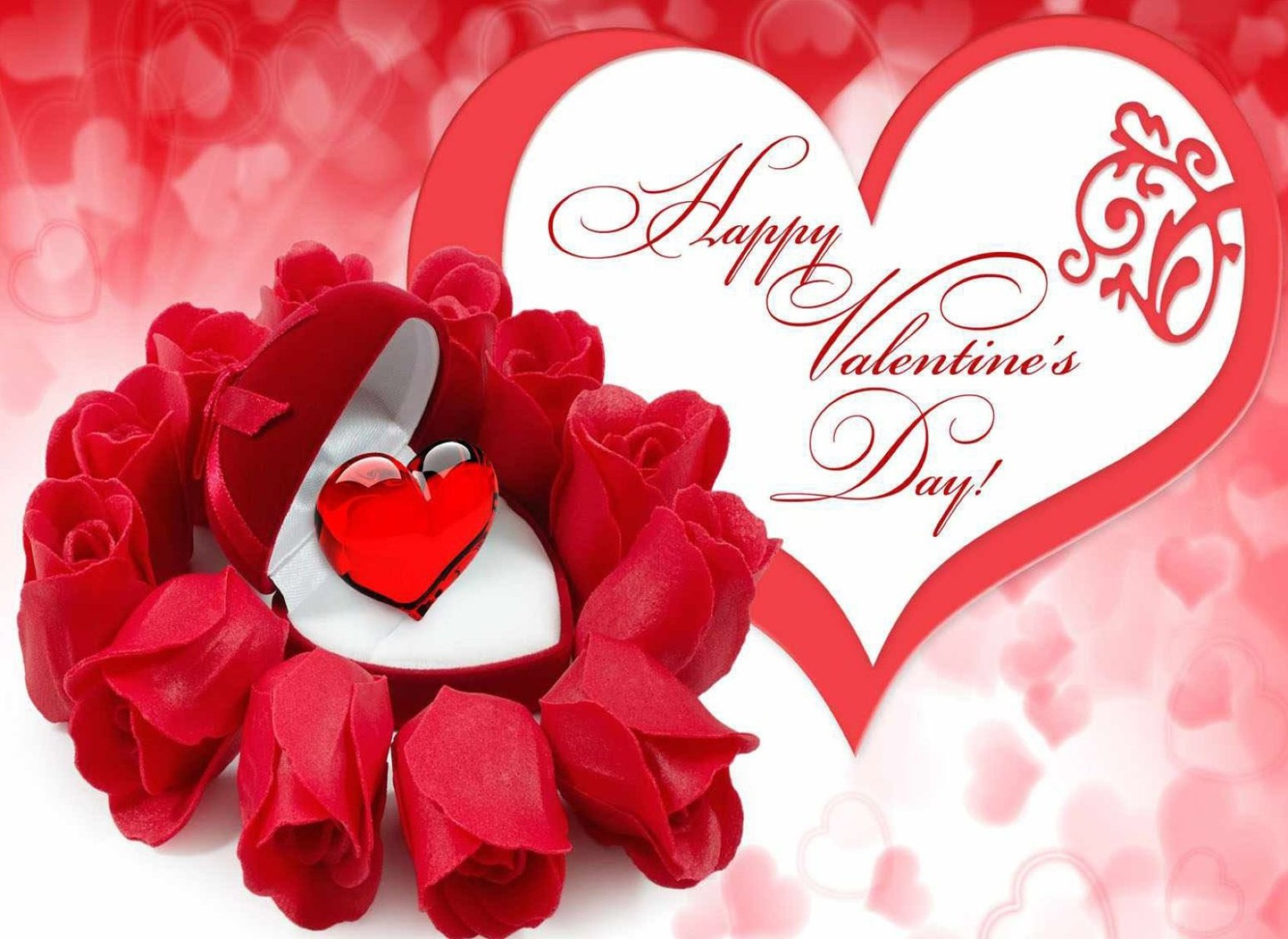 Happy Valentines Day Quotes Wallpaper
