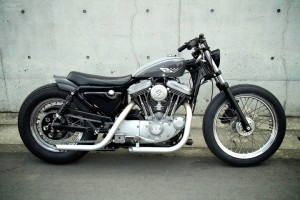 Download Harley Davidson Sportster MotoRCycle Wallpaper Free Wallpaper on dailyhdwallpaper.com