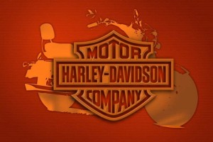 Harley Logo 1024×768 Wallpaper