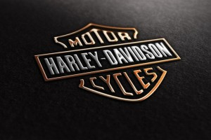 Harley Logo 1280×800 Wallpaper