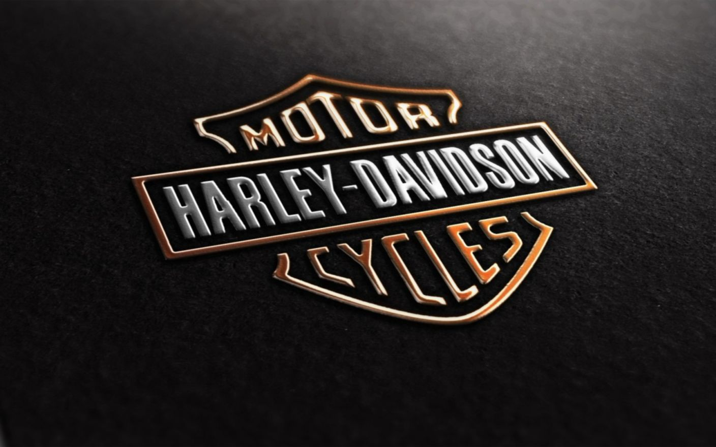 Download free HD Harley Logo 1280×800 Wallpaper, image