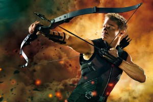 Download Hawkeye in The Avengers Wide Wallpaper Free Wallpaper on dailyhdwallpaper.com