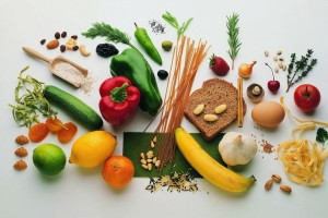 Download Healthy Food Fruits Vegetables Wallpaper Free Wallpaper on dailyhdwallpaper.com