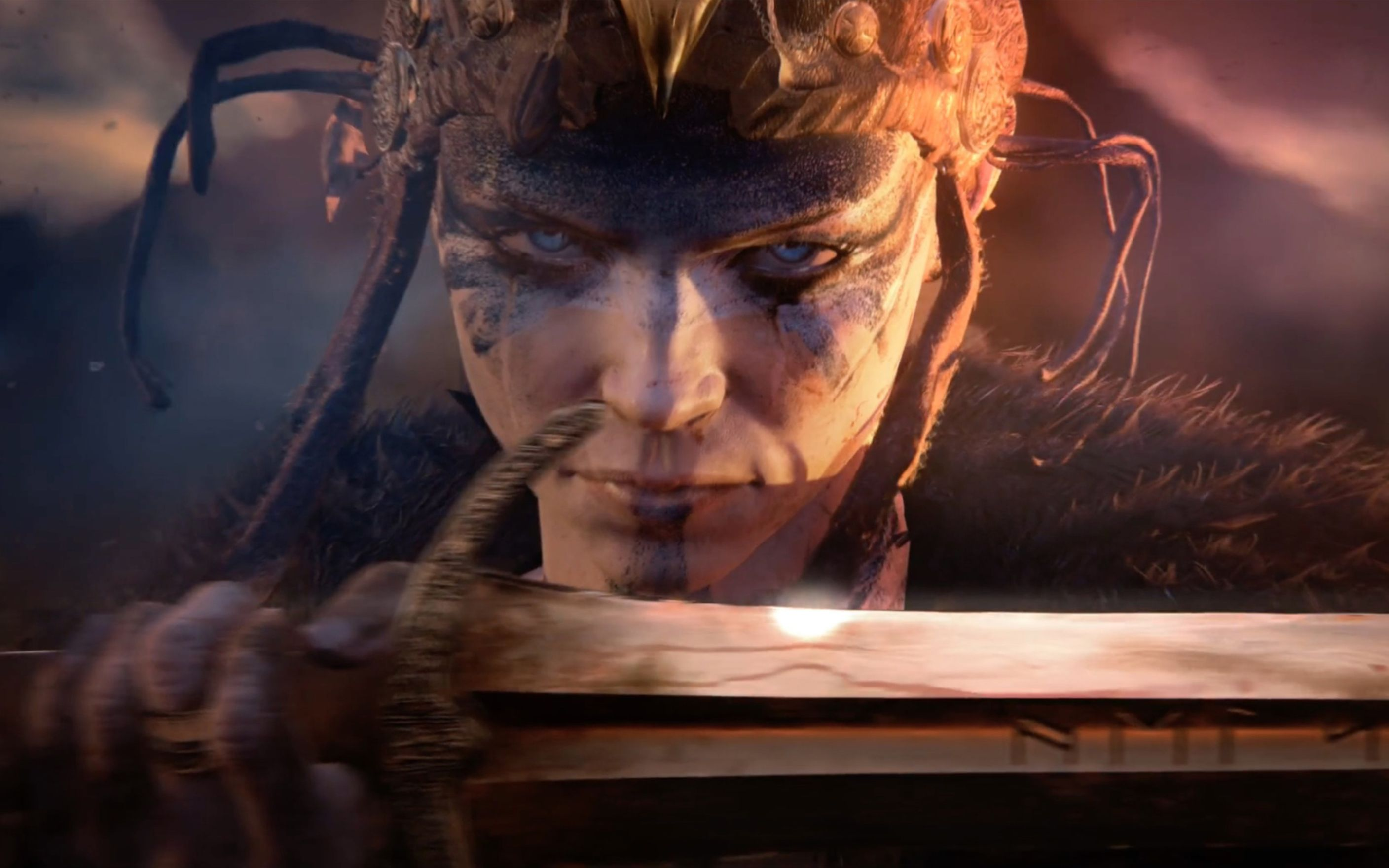 Download free HD Hellblade Wide Wallpaper, image