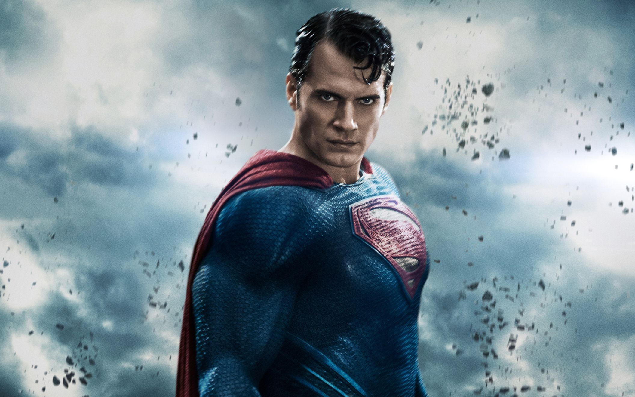 Download free HD Henry Cavill Batman V Superman Wide Wallpaper, image