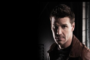 Hollywood Actor David Boreanaz Wallpaper