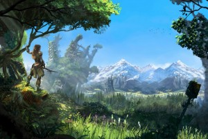 Download Horizon Zero Dawn 2016 Game HD Wallpaper Free Wallpaper on dailyhdwallpaper.com