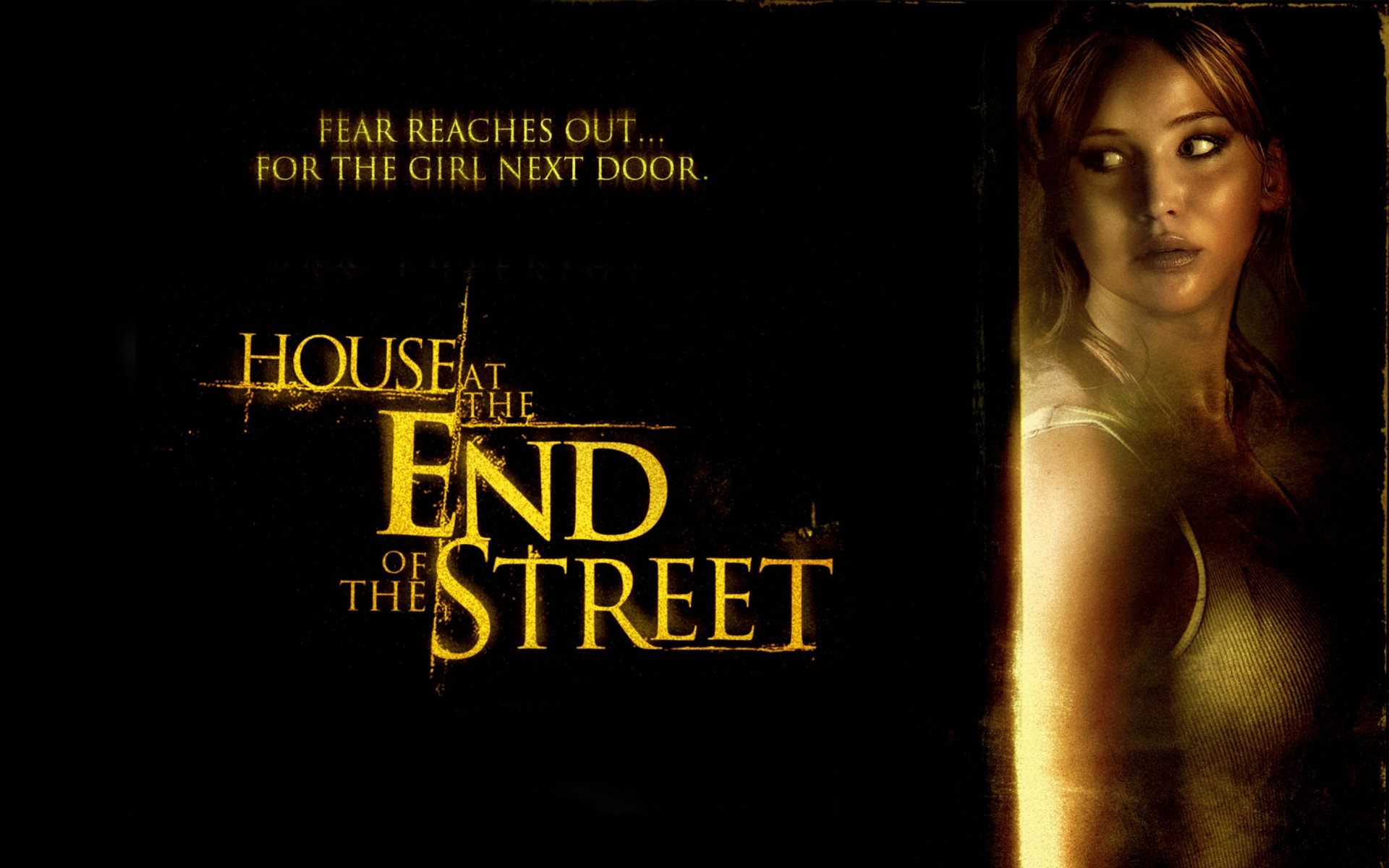 House at The End of The Street Movie Wide Wallpaper