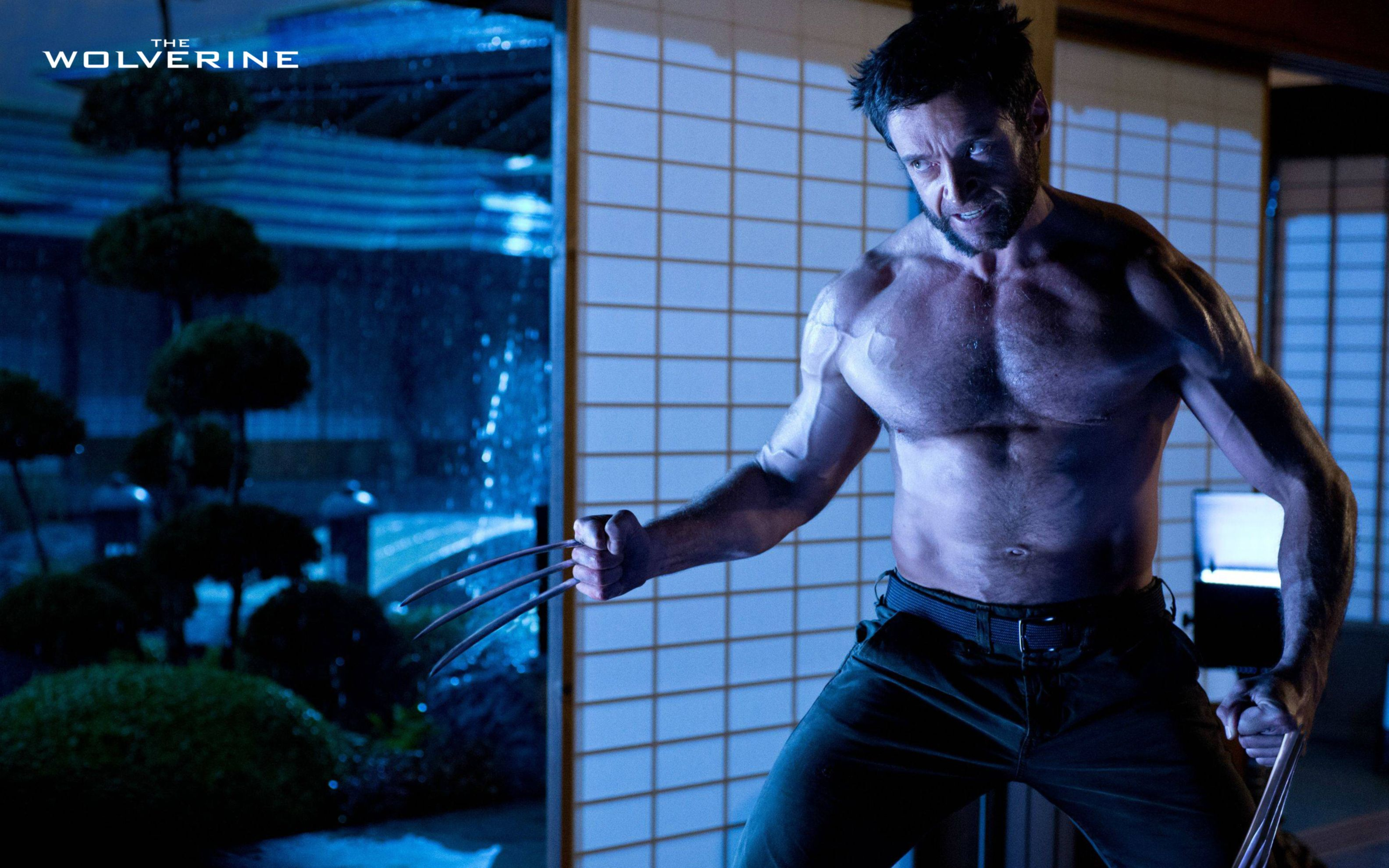 Download free HD Hugh Jackman in The Wolverine Wide Wallpaper, image