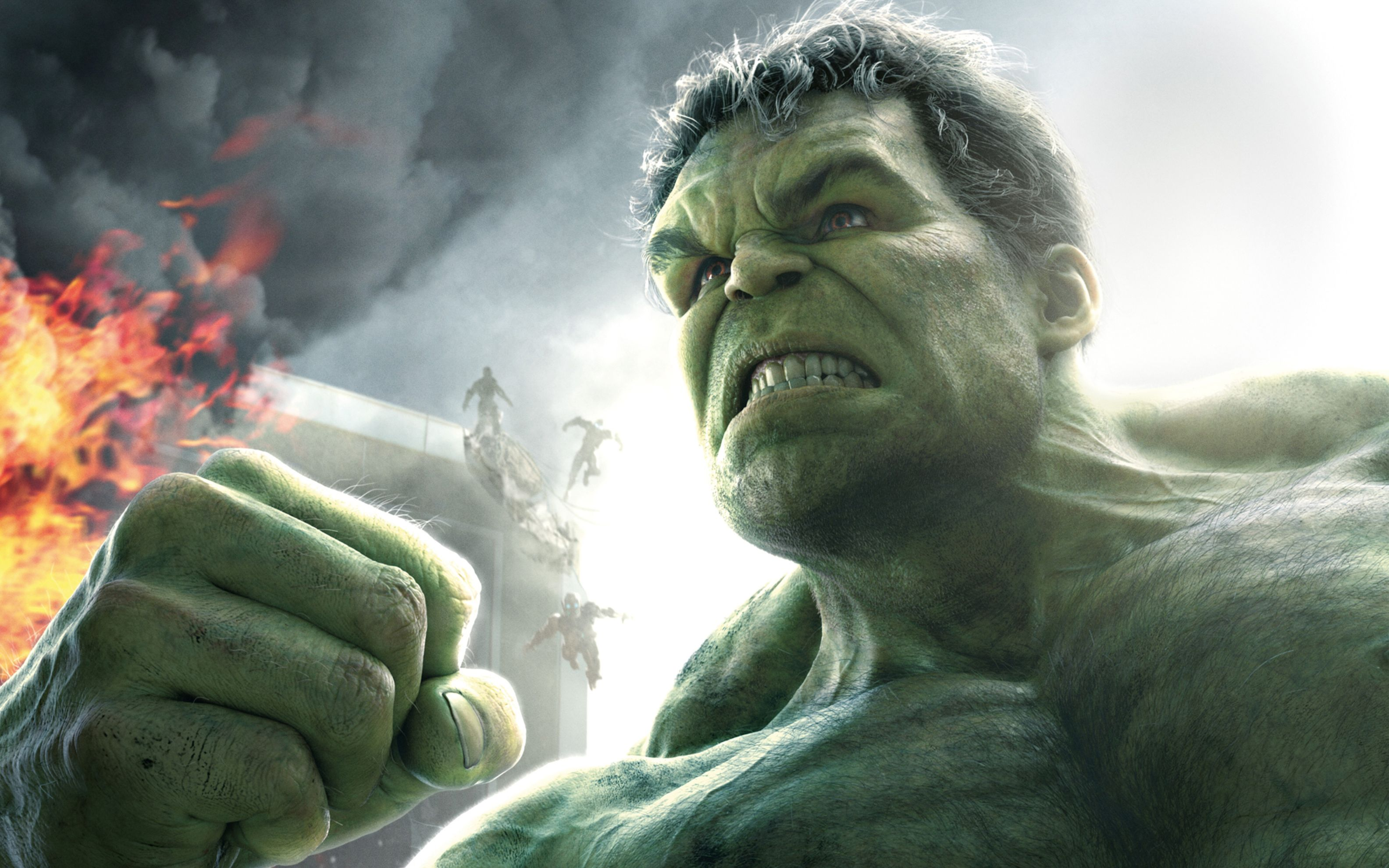 Download free HD Hulk Avengers Age of Ultron Wide Wallpaper, image