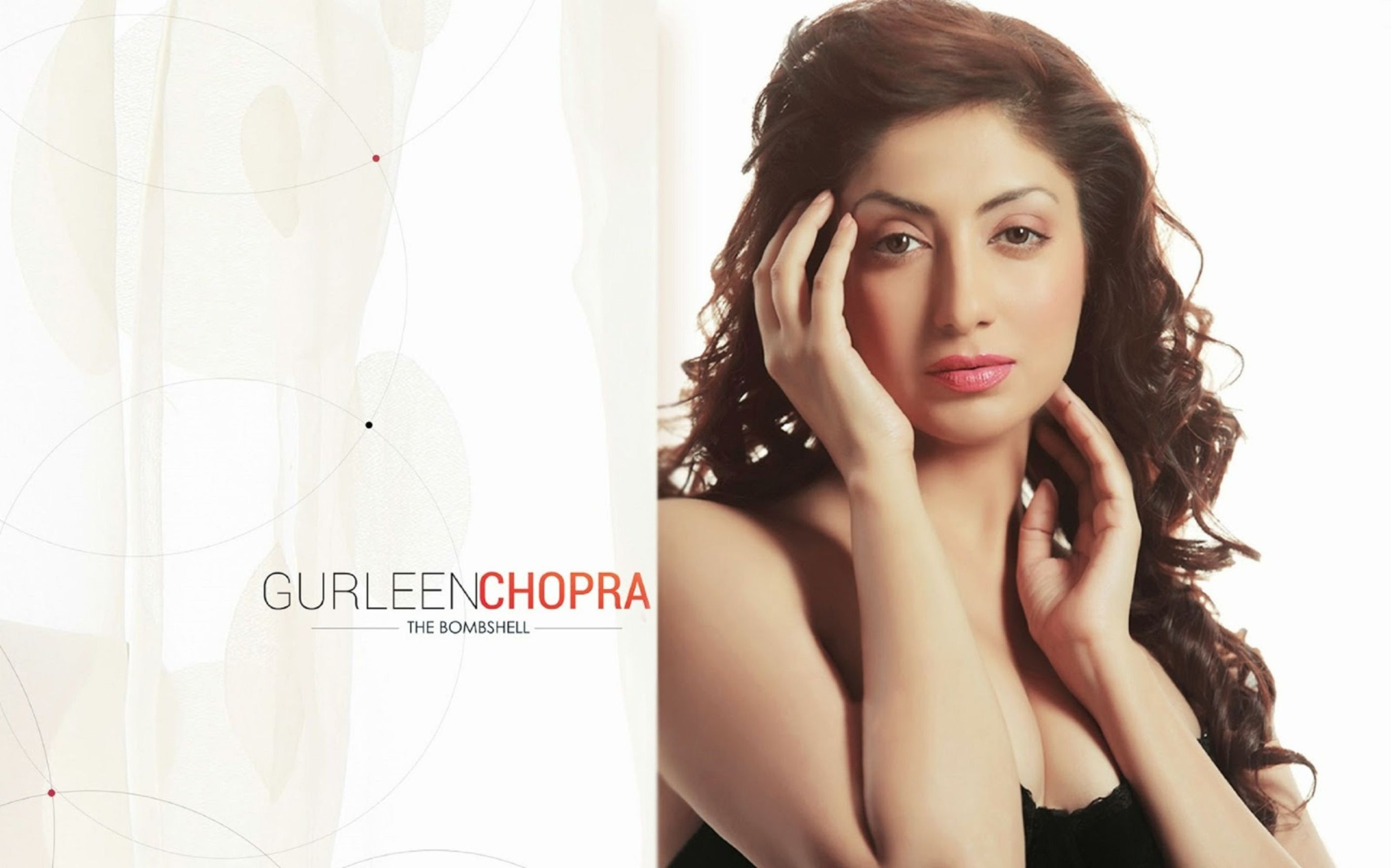 Download free HD Indian Actress Gurleen Chopra HD Wallpaper, image