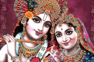 Download Indian God Radha Krishna Wide Wallpaper Free Wallpaper on dailyhdwallpaper.com