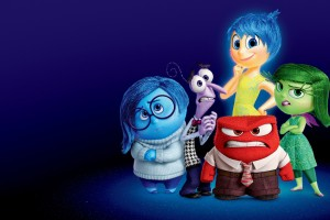 Inside Out Movie Wide Wallpaper