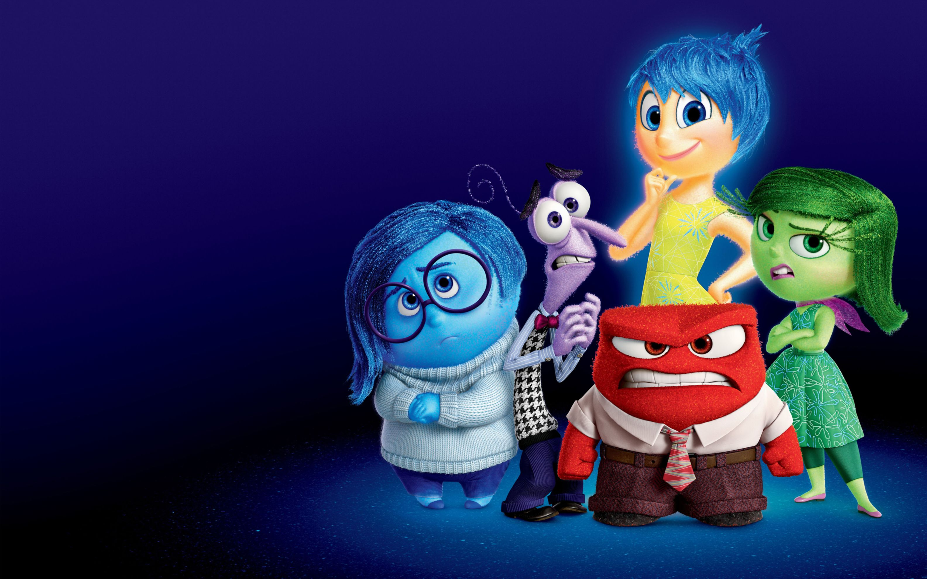 Download free HD Inside Out Movie Wide Wallpaper, image