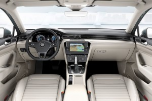 Interior Volkswagen PassAT 2015 Photos Wallpaper