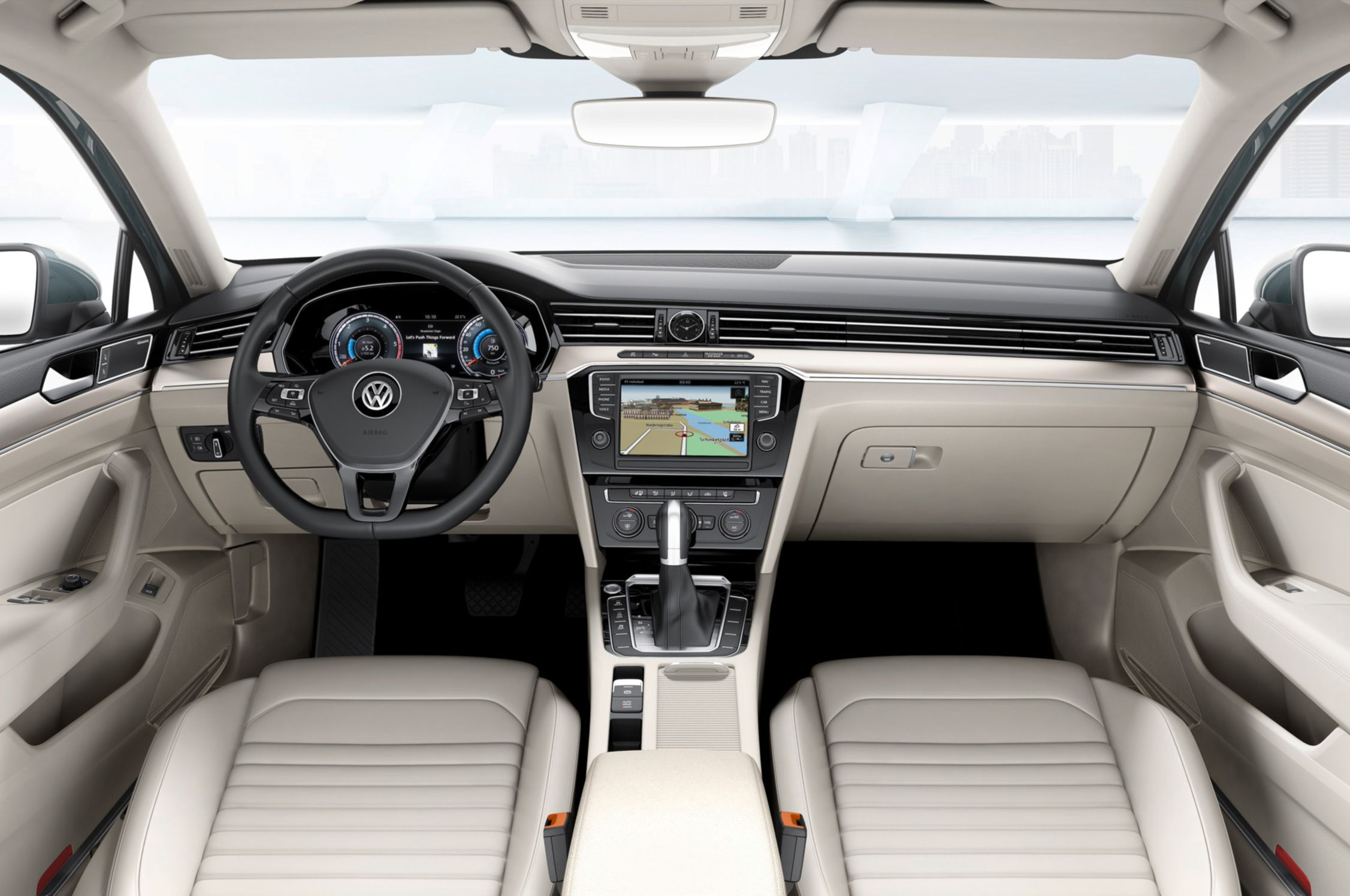 Download free HD Interior Volkswagen PassAT 2015 Photos Wallpaper, image