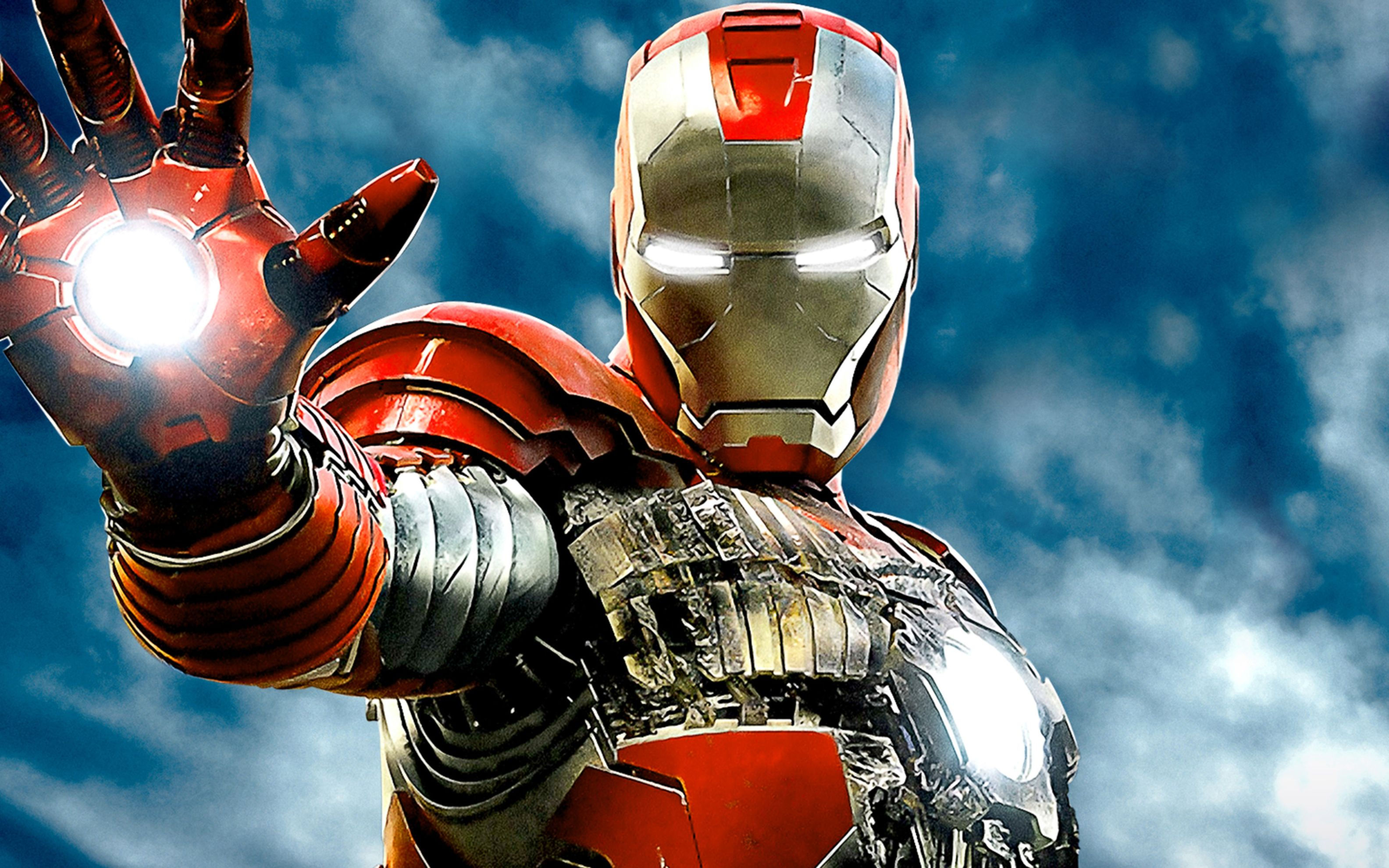 Download free HD Iron Man 2 Imax Poster Wide Wallpaper, image