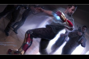 Download Iron Man 3 Concept Wide Wallpaper Free Wallpaper on dailyhdwallpaper.com