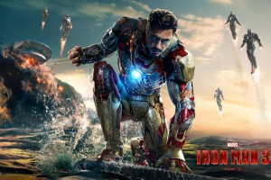Iron Man 3 Movie Wide Wallpaper