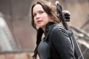 Download Jennifer Lawrence As Katniss Everdeen Hd Wallpaper Free Wallpaper on dailyhdwallpaper.com