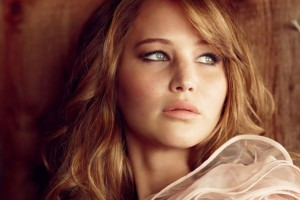 Jennifer Lawrence Sweet 1366×768 Wallpaper