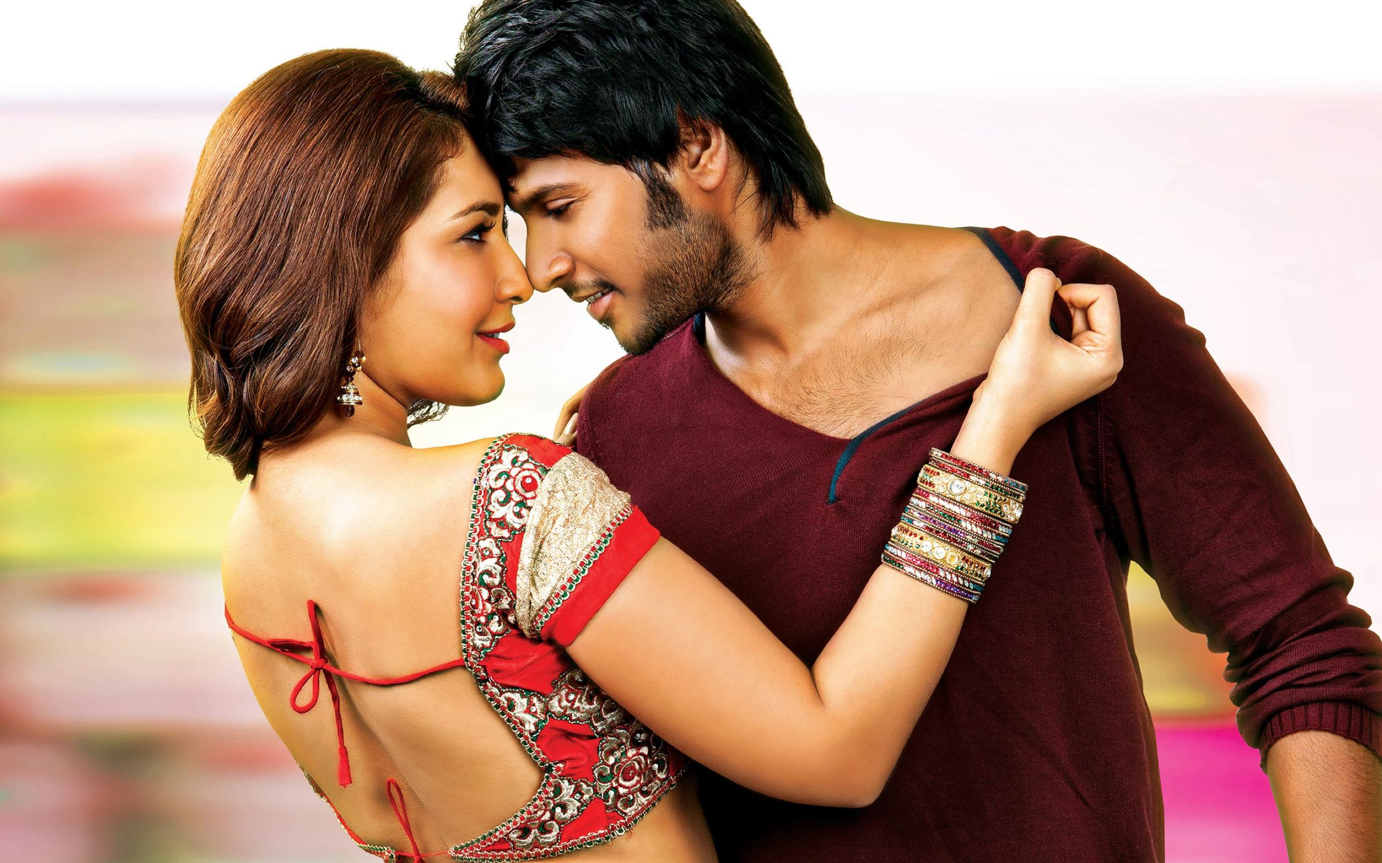 Download free HD Joru Rashi Khanna Sundeep Kishan Wallpaper, image