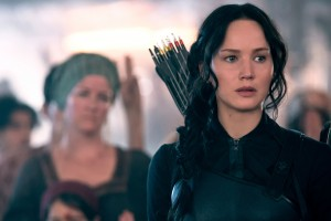 Katniss Jennifer Lawrence Hunger Games HD Wallpaper