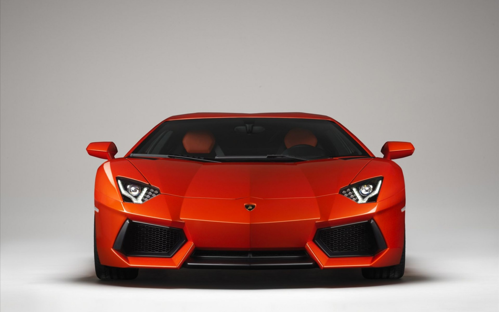 Lamborghini Aventador 2011 Wide Wallpaper