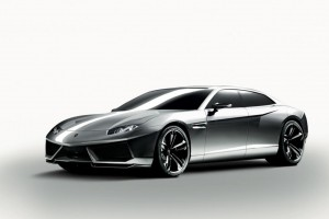 Lamborghini Estoque Concept Wide Wide Wallpaper