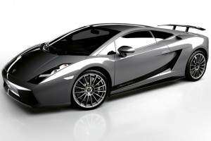 Lamborghini Galardo Superleggera Wide Wallpaper