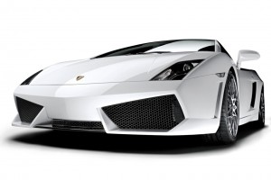Lamborghini Gallardo LP Front Normal Wallpaper