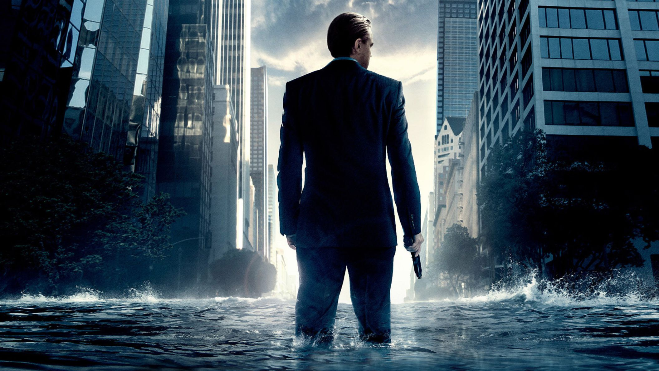 Download free HD Leonardo Dicaprio in Inception HD Wallpaper, image