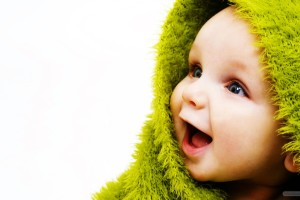 Download Little Cute Baby Wide Wallpaper Free Wallpaper on dailyhdwallpaper.com